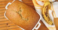 Recette de Cake à la banane. Facile et rapide à réaliser, goûteuse et diététique. Ingrédients, préparation et recettes associées.