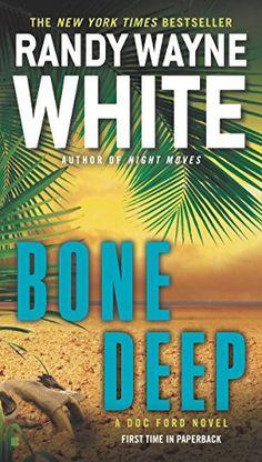 Bone Deep (A Doc Ford Novel) by Randy Wayne White http://www.amazon.com/dp/042527280X/ref=cm_sw_r_pi_dp_O18Hub1QH23DD