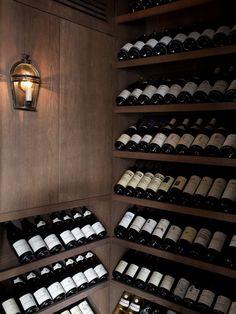 Bar & Cellar: Paris Apartment Cellar by Guillaume Alan English Country Decor, French Country Decorating, Country Style, Country Bar, Cellar Design, Wine Rack Design, Paris Apartments, Wine House, Wine And Liquor