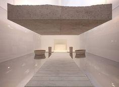 'pibamarmi pavillion' by alberto campo baeza estudio de arquitectura, verona, italy