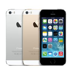 Apple iPhone 5s Silver or Gold :)
