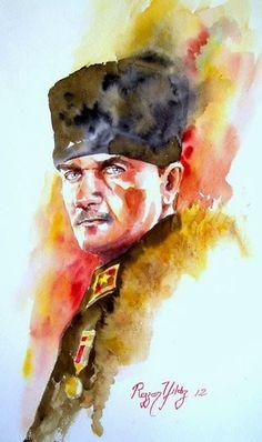 #Çanakkale Savaşında her şeyi göze almıştık, planlamıştık. Bir tek #MustafaKemal dışında. - Winston Churchill   #Atatürk #ÇanakkaleGeçilmez