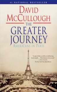 The Greater Journey is the enthralling, inspiring—and until now, untold—story of the adventurous American artists, writers, doctors, politicians, architects, and others of high aspiration who set off for Paris in the years between 1830 and 1900, ambitious to excel in their work...more on boikeno.com