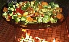 Try out outdoor cooking on your Motor home holiday - check out our web-site for travel tips www.daylighthusbil.se