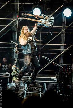 Heavy Metal Rock, Heavy Metal Bands, Black Label Society, Best Guitar Players, Zakk Wylde, Alternative Music, Black Sabbath, Iron Maiden, Metalhead