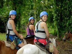 Explore the rainforests of Costa Rica's Sarapiquí region at a leisurely pace on this full-day guided combo tour. Departing from San Jose, your scenic route takes you through the lush Braulio Carrillo National Park. Hop into a boat in Puerto Viejo de San Jose Costa Rica, Travel Activities, Travel Deals, Horseback Riding, Central America, Southeast Asia, Backpacking, Trip Advisor, Riding Helmets