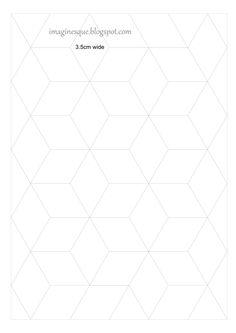 imaginesque free quilt diamonds templates