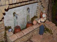 Resultado de imagen para quesos+belenes Fontanini Nativity, Diy Nativity, Christmas Nativity, Portal, Christmas Preparation, Miniature Houses, Shabby Vintage, Decoration, Ideas Para