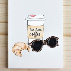 But first, coffee. ⛵☕