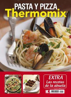 #Pasta y #pizza.  Revista #Thermomix.
