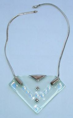 Sale of jewelry in glass or thermoforming thermoforming - vitrofusion