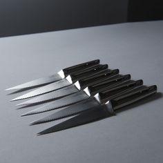 Turbine USA - 6 Piece Steak Knife Set