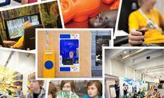 Yrityskylässä opitaan leikiten - lue blogista, kuinka mieletön pedagoginen konsepti onkaan kyseessä! // In My City you play and learn!