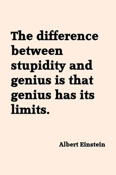Albert Einstein Simple Words, Cool Words, Wise Words, Clever Quotes, Funny Quotes, Life Quotes, Fierce Quotes, Honest Quotes, Everyday Quotes