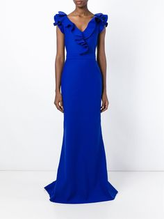 Lanvin Evening Gown - Luisa World - Farfetch.com