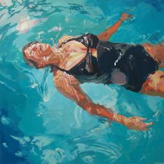 Water Paintings by Samantha French 42
