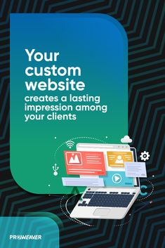Let your clients know that you are a trusted brand. Build a personalized website to showcase your specializations. Call now at +1 (800) 988-3769. #Website #CustomWebsite #CustomWebsiteDesign #WebsiteDesign
