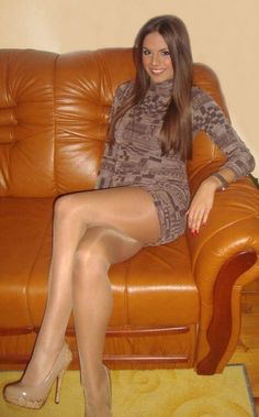 In Pantyhose As Well 11