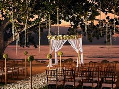 Sunset ~ Ocean Wedding