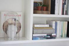 Book case organization