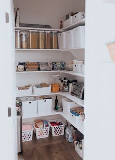The Ultimate Pantry Organization