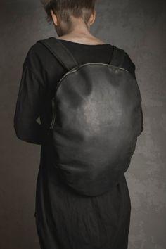 Leather backpack, women backpack, black leather backpack, black leather…