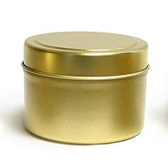 A bright and sparkly color for a tried and true best selling deep seamless tins. Great for your luxury line of candles!Order now and get it shipped within 24 hours. Metal Containers, Candle Containers, Candle Supplies, Candle Packaging, Flickering Lights, Candle Favors, Tea Tins, Tin Candles, Recycled Glass