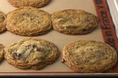 Dried cherries add a beautiful chew and smart tartness to the classic chocolate chip cookie.