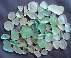 Sea Glass or Beach Glass of Hawaii beaches by SeaGlassFromHawaii