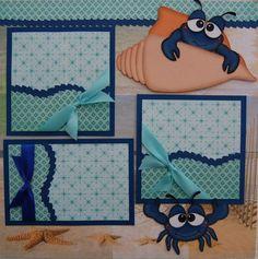 cute boy scrapbook ideas - Bing Images
