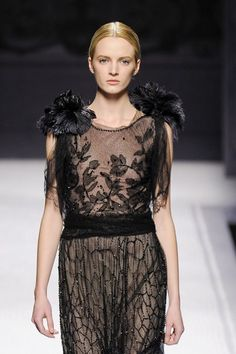 Alberta Ferretti at Milan Fashion Week Fall 2012 - Livingly