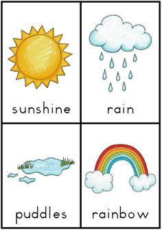 Making and Writing Spring Sentences for Kindergarten {vocab  sentence work}