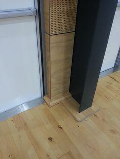 Plywood finishing