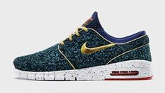 The Nike Stefan Janoski Max Doernbecher by Chase Crouch will introduce you to the coolest, spotted-lizard you'll ever know!