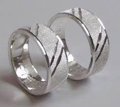 anillo de bodas en plata - Buscar con Google