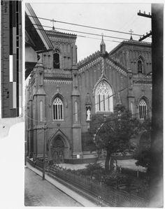 Santo Domingo Church, Manila, Philippines, ca. 1920-1940