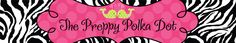 The Preppy Polka Dot- cute website