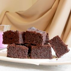 A simple, healthy and flavourful 5-ingredient brownie recipe (with a protein power up included!) to add chocolate richness to your day!