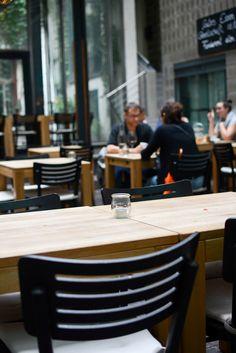 Vienna Guide, Restaurant, Outdoor Furniture, Outdoor Decor, Conference Room, Table, Home Decor, Homemade Lemonade, Milk