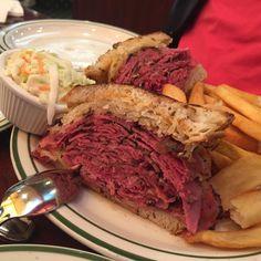 [I ate] A black Forrest Pastrami Reuben on Dill Rye at my Favorite Deli http://ift.tt/2kJ5pO7