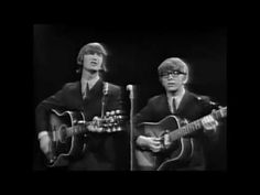 Peter & Gordon - I Don't Want To See You Again [The ES Show 1964] - YouTube