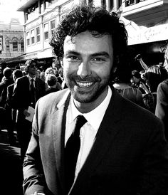 "Aidan Turner    Aidan Turner at ""The Hobbit"" - World Premiere in Wellington (28.11 ..."