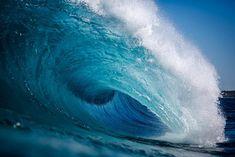 Fotógrafo captura as ondas e os muitos humores do oceano