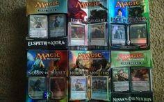 Other MTG Items 218: Mtg Sealed Duel Deck Lot 6 Sorin Nissa, Heroes Monsters Elspeth Izzet Jace Vs -> BUY IT NOW ONLY: $159.99 on eBay!