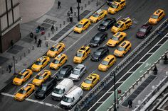 The Downside of Ride-Hailing: More New York City Gridlock