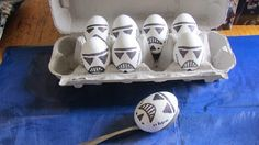 Don't Drop the Storm Trooper Star Wars Game - Egg & Spoon Race