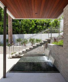 Sunset Plaza Residence - Fiore Landscape Design
