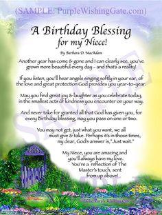 Blessing Poem, Wedding Blessing, Baby Blessing, Wedding Gifts, Prayer Poems, Wedding Ideas, Birthday Prayer, Birthday Blessings, Love My Sister
