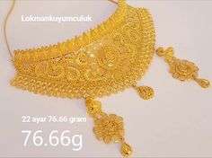 Gold Mangalsutra Designs, Gold Earrings Designs, Necklace Designs, Gold Chocker Necklace, Gold Choker, Gold Necklaces, Chokers, 1 Gram Gold Jewellery, Gold Jewellery Design