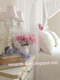 Romantic shabby chic home